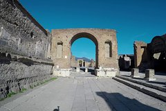 Private Pompeii and Local Wine Tasting from Naples ALL INCLUSIVE