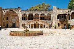 Deir Al-Qamar, Beiteddine Palace and Shouf Cedars Tour