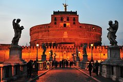ROME & THE VATICAN Private Tour: Angels & Demons Mystery Game (Font