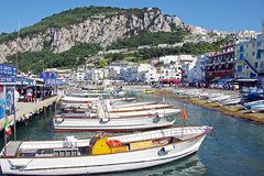Private Day Tour: Capri and Blue Grotto From Sorrento