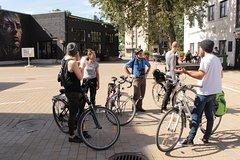 Kalamaja Bike Tour, Market Visit and food tasting