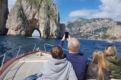 Blue Grotto Classic tour from Sorrento