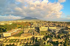 Vesuvius, Pompeii Ruins, experience vineyards and the winery tour with lunc