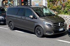 Private car service Amalfi Coast Dream Tours