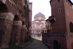 Jewish Rome , walking tour with museum and Synagogue included