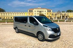 Private Departure Van Transfer: Venice Hotel to Treviso Airport (TSF)
