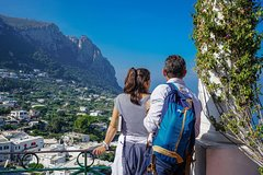 From Sorrento: Private Capri and Anacapri Guided Tour
