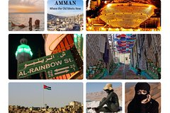 Amazing Amman City Tour