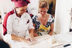 Cooking class and home made pasta in Florence with LA VIVANDIERA!