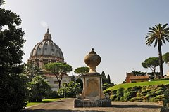 Private Vatican City Tour including Vatican Gardens
