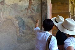 From Sorrento: Skip-the-line Pompeii Private Guided Tour