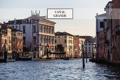 Ticket & audioguide for Grand Canal