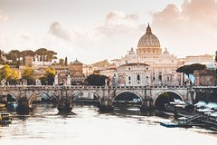 Private visit of Rome with the Vatican Museums: all day