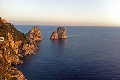 Capri and Blue Grotto Small Group tour
