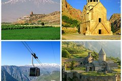 All Armenia in 7 Days with Private Guided Driving Tour