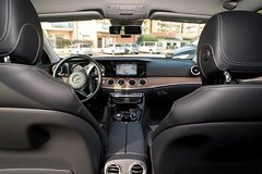 Private transfer from Positano to Rome by luxury brand new Mercedes benz