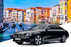 Private Airport Transfer: Venice Marco Polo Airport (VCE) to Venice