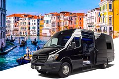 Private Airport Transfer: from Venice to Venice Marco Polo Airport (VCE)