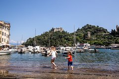 Portofino & Santa Margherita Small Group Tour by Train from Genoa with