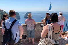 From Sorrento: Capri Mini-Cruise with Guide