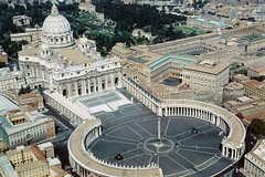 Rome in One Day: Private Vatican and Rome All Sights Driving Tour
