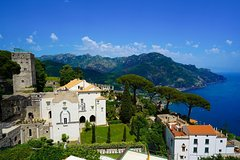 From Positano: Amalfi & Ravello tour