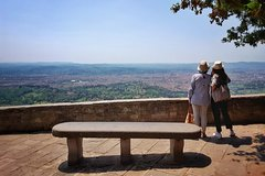 Fiesole. Art and history over the horizon