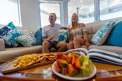 Gold Class VIP Great Barrier Reef Cruise from Cairns by Luxury Superyacht