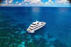 Gold Class VIP Great Barrier Reef Experience aboard Evolution