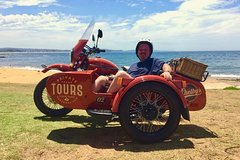 Mad About Manly 2 Hour Sidecar Tour