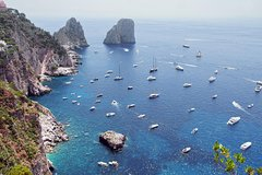 Small Group Tour: Capri Island and Blue Grotto from Sorrento