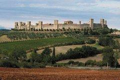 Private Transfer: Ciampino Airport (CIA) to Monteriggioni and vice versa