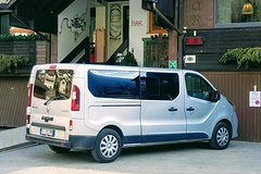 Florence - Bologna Airport (BLQ) / Private Departure Van Transfer