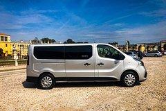 Private Departure Van Transfer: Hotel to Verona Airport (VRN)