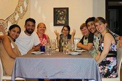Handmade Italian pasta cooking class in Rome