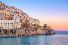Transfer Rome to Amalfi, stop in Pompeii or viceversa