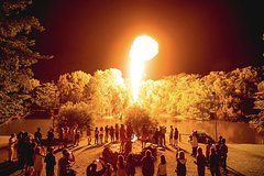 Tjapukai Night Fire Aboriginal Dinner & Show