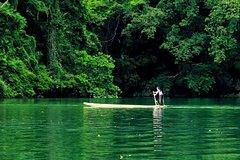 2 days explore Ba Be - caves and lake