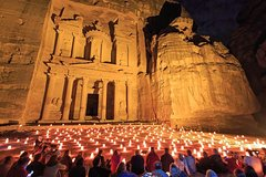 3 Day Petra By Night Show And Wadi Rum Tour