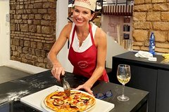Rome: Pizza making experience