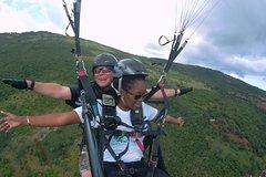 Paragliding Jamaica Malvern