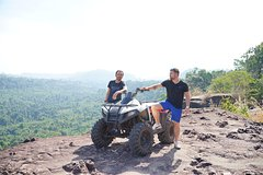 ATV Quad Adventure – Trip To Kulen Mountain Waterfall