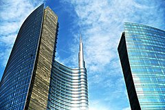 """Architecture is a Crystal"": Milan and its new skyline"