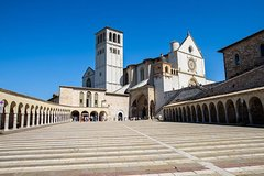 Private car trip to Assisi and Perugia from Florence FD12