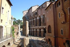 Roman Jews: from the Ancient Ghetto to Trastevere
