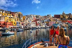 Ischia and Procida private boat tour