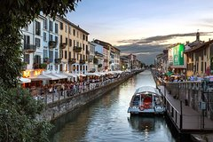 A city of water: the unexpected Milan between canals and fresh fish