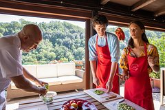 Full-Day Cooking Experience in a Medieval Town in Rome