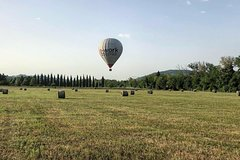 Lombardy Hot Air Balloon Flight Milan