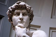 Private Walking Tour Best of Florence with original David by Michelangelo